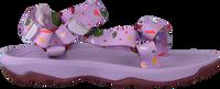 Paarse TEVA Sandalen 1102739 HURRICANE XLT2 PRINT  - medium