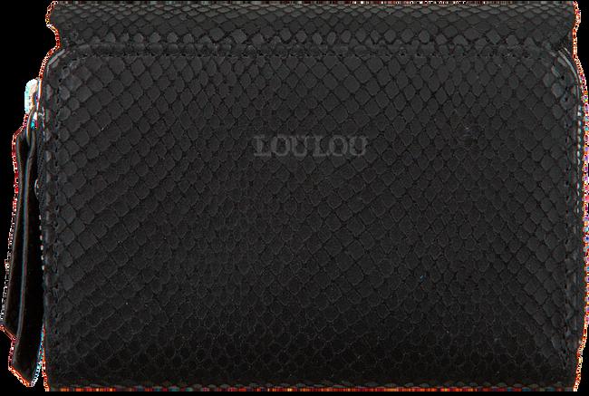 Zwarte LOULOU ESSENTIELS Portemonnee SLB12XS  - large