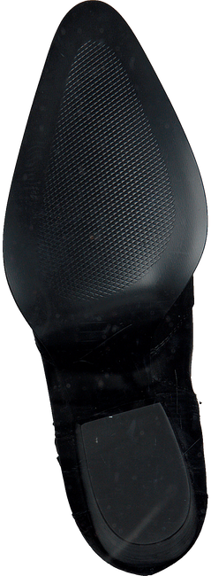Zwarte TORAL Enkellaarzen 12226  - large