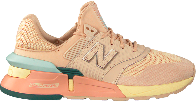 Beige NEW BALANCE Sneakers WS997  - large