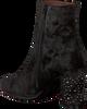 Zwarte HISPANITAS Enkellaarsjes SARAH  - small