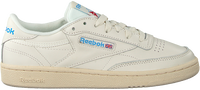 Beige REEBOK Lage sneakers CLUB C 85 WMN  - medium