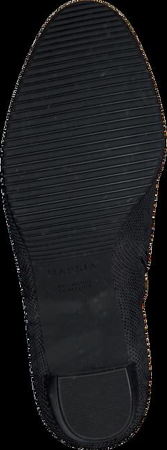 Grijze HASSIA Enkellaarsjes 6924  - large