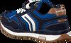 blauwe GEOX Sneakers J7215B  - small