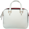 Witte TOMMY HILFIGER Schoudertas TH CORPORATE MINI TRUNK  - small