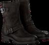 Zwarte CA'SHOTT Biker boots 18013  - small
