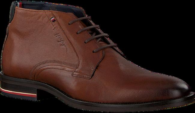 Cognac TOMMY HILFIGER Nette schoenen SIGNATURE HILFIGER BOOT  - large