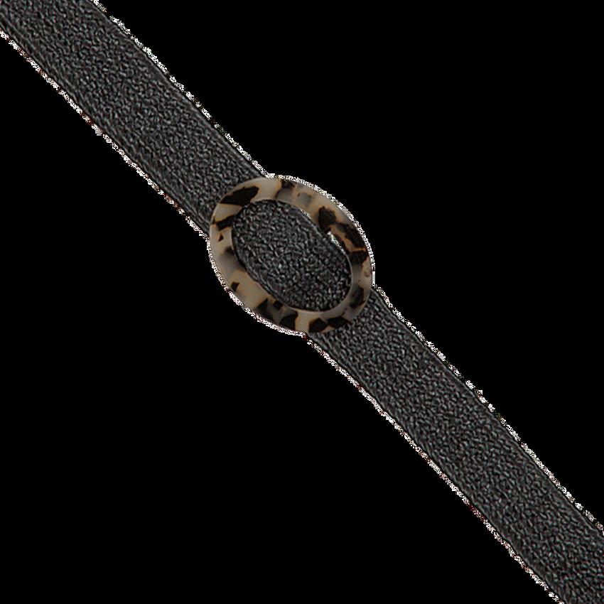 Zwarte BECKSONDERGAARD Riem ZIA SOLID  - larger