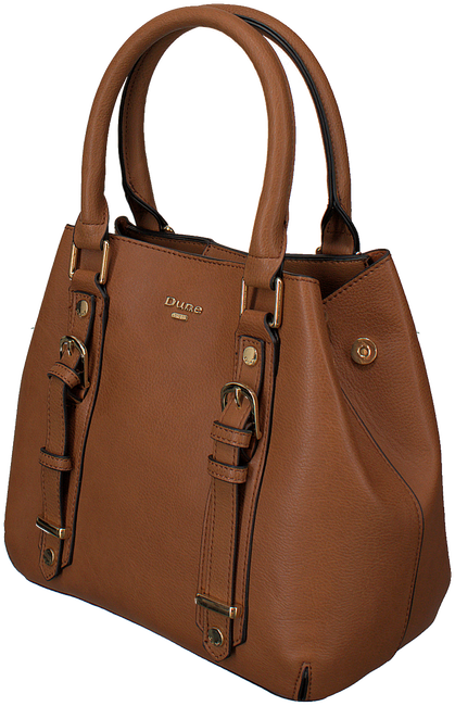Cognac DUNE LONDON Handtas DINIDYLIER - large