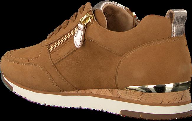 Cognac GABOR Lage sneakers 431  - large