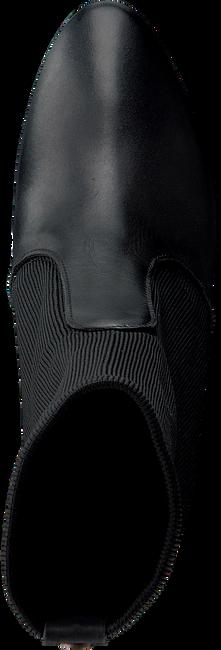 Zwarte FRED DE LA BRETONIERE Enkellaarsjes 183010081 - large