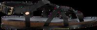 Zwarte FRED DE LA BRETONIERE Sandalen 170010102 FRS0654  - medium