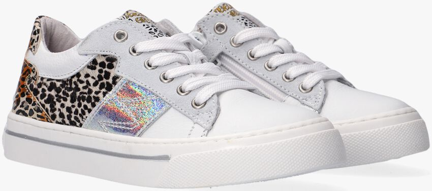 Witte DEVELAB Lage sneakers 42590  - larger