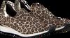 Beige NOTRE-V Sneakers HIUMA  - small
