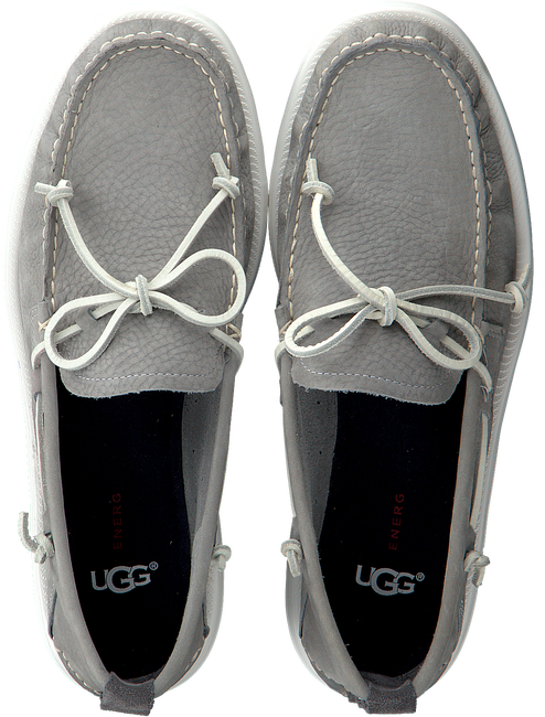 Grijze UGG Mocassins BEACH MOC SLIP-ON  - large