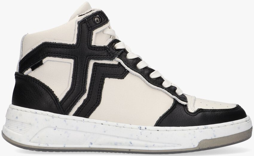 Gebroken wit BRONX Hoge sneaker OLD COSMO  - larger