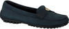 Blauwe TOMMY HILFIGER Mocassins MOCCASIN WITH CHAIN DETAIL  - small
