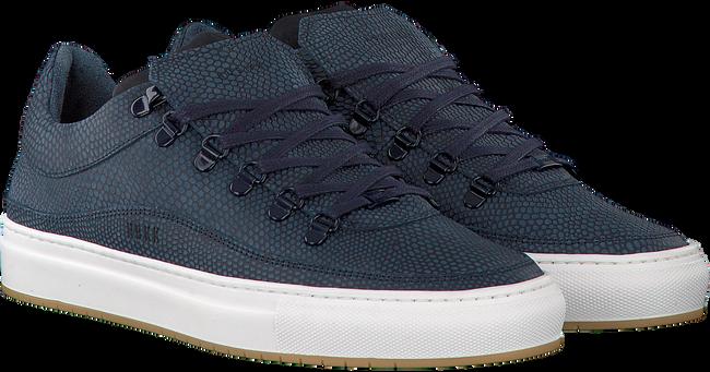 Blauwe NUBIKK Sneakers JULIEN MIELE LIZARD II  - large