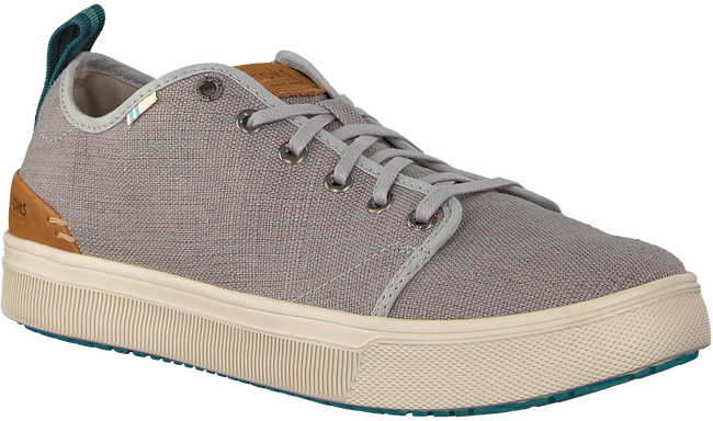 Grijze TOMS Sneakers TRVL LITE LOW MEN  - large