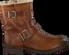 Cognac OMODA Biker boots 25606  - small