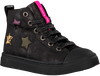 Zwarte SHOESME Veterschoenen SH9W020  - small