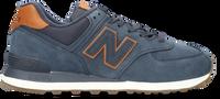 Blauwe NEW BALANCE Sneakers ML574 - medium