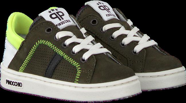 Groene PINOCCHIO Lage sneakers P1232  - large