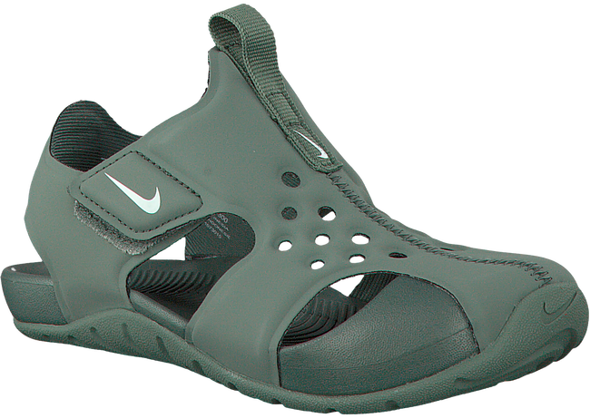 Groene NIKE Sandalen SUNRAY PROTECT 2 (PS)  - large
