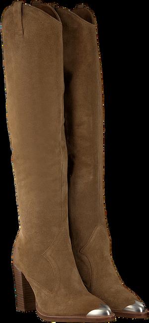 Bruine BRONX Hoge laarzen NEW-AMERICANA  - large