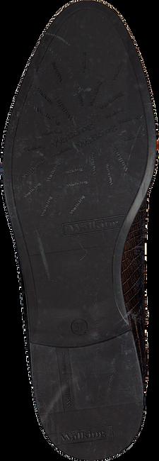 Bruine OMODA Chelsea boots 52B003 - large