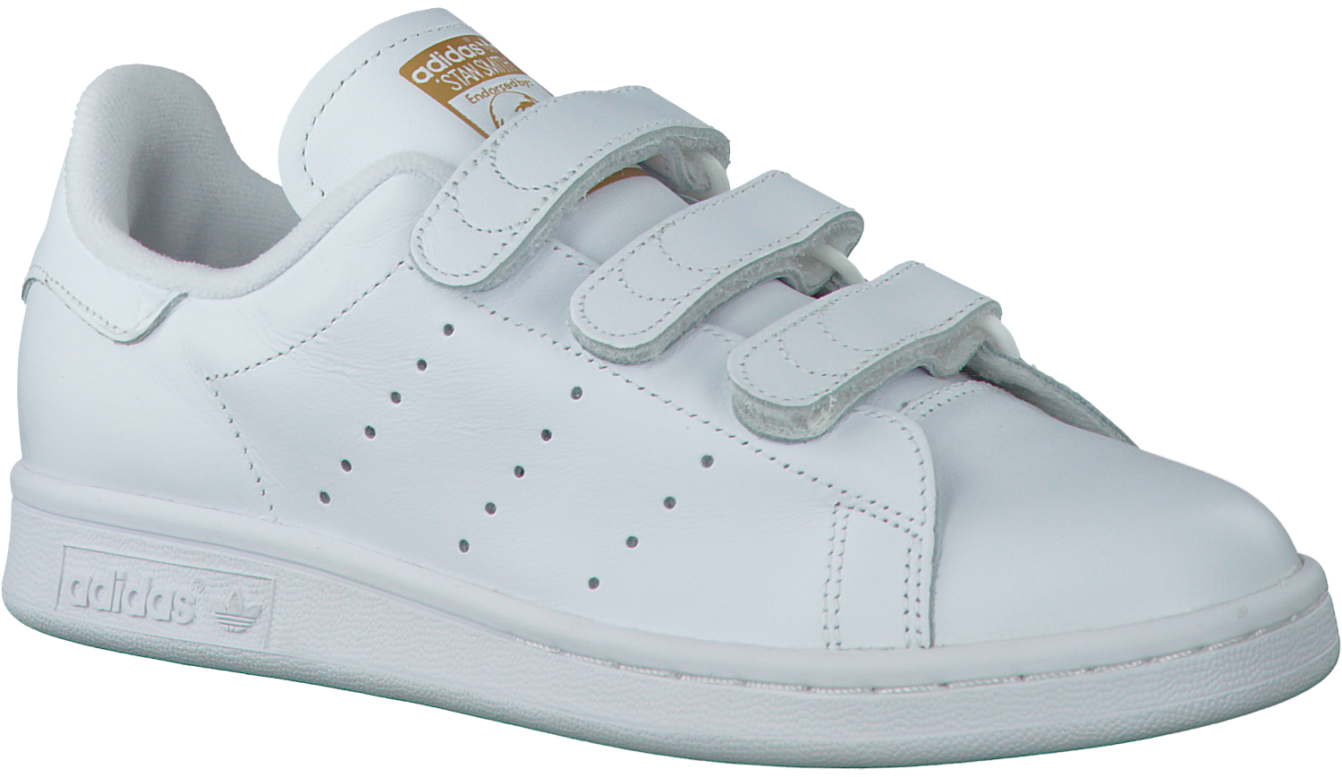 adidas stan smith zwart stip