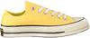 Gele CONVERSE Sneakers CHUCK 70 OX  - small