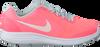 Roze NIKE Sneakers REVOLUTION 3 KIDS  - small