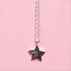 Zilveren ALLTHELUCKINTHEWORLD Ketting FORTUNE NECKLACE STAR - small