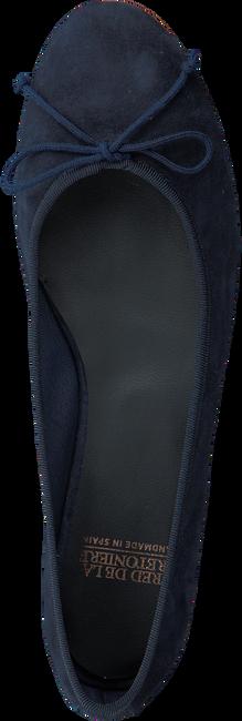 Blauwe FRED DE LA BRETONIERE Ballerina's 140010001  - large