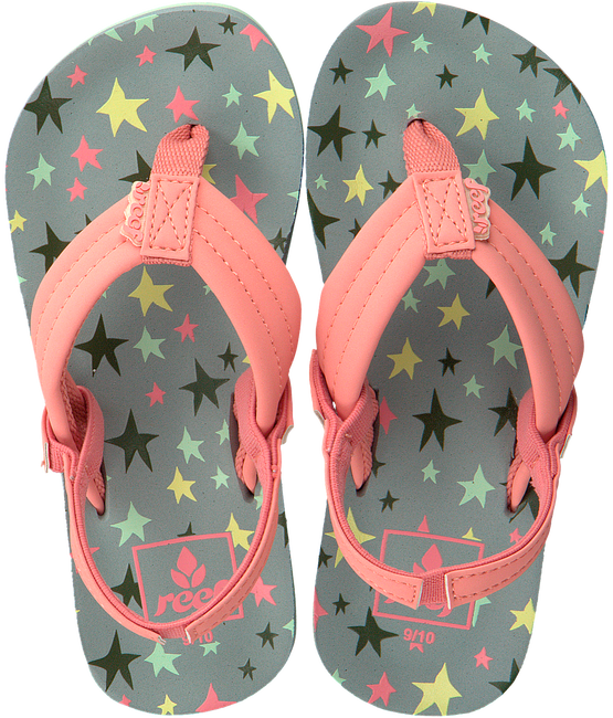 Blauwe REEF Sandalen LITTLE AHI - large