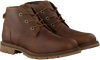 Bruine TIMBERLAND Enkelboots LARCHMONT WP CHUKKA MED  - small