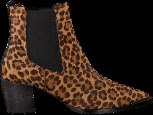 Cognac TORAL Chelsea boots 10943 - large