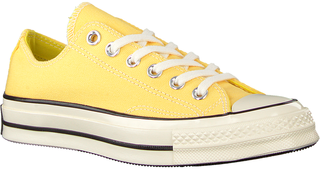 Gele CONVERSE Sneakers CHUCK TAYLOR ALL STAR 70 OX - large