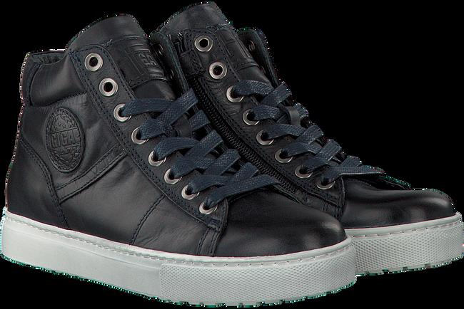 Blauwe GIGA Sneakers 8824  - large