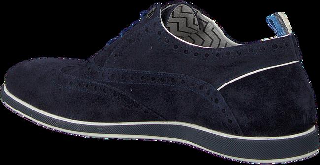 Blauwe FLORIS VAN BOMMEL Sneakers 19201  - large