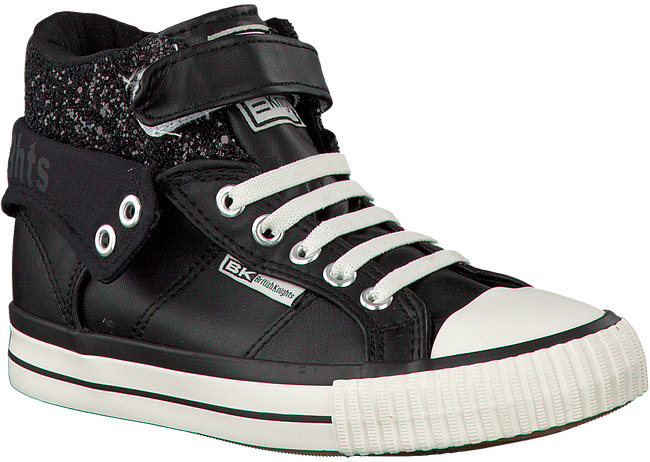 Zwarte BRITISH KNIGHTS Sneakers ROCO - large