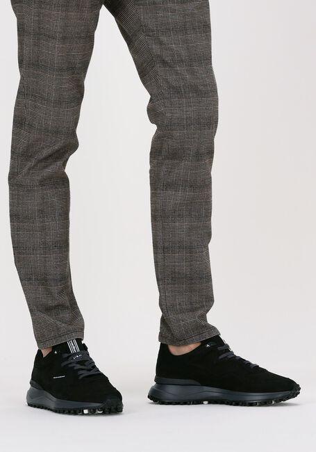 Zwarte FLORIS VAN BOMMEL Lage sneakers 16339  - large