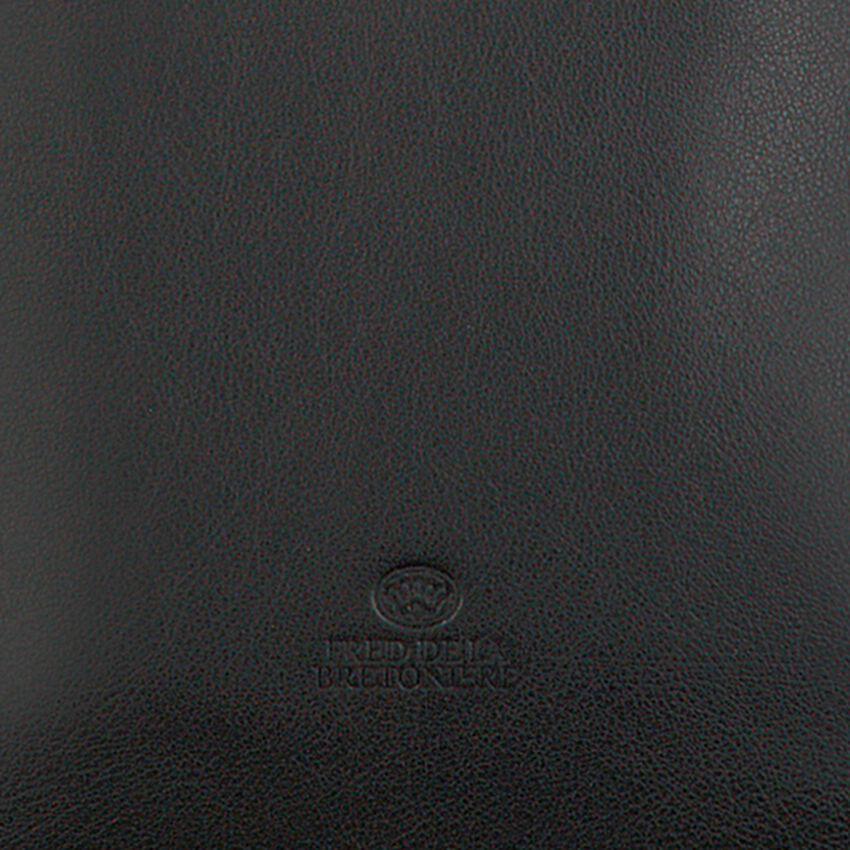 Zwarte FRED DE LA BRETONIERE Schoudertas 262010106 - larger