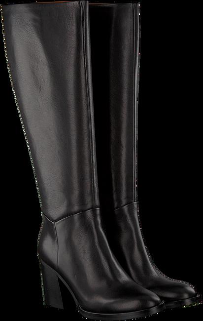 Zwarte VIA VAI Lange laarzen ALMA ELITE - large