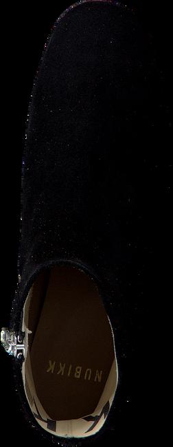 Zwarte NUBIKK Enkellaarsjes GIGI ROMA  - large