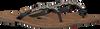 Zwarte LAZAMANI Slippers 75.341  - small