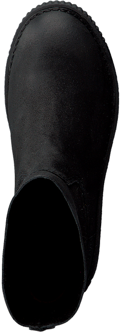 Zwarte SHABBIES Enkelboots 181020029  - large
