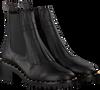 Zwarte NUBIKK Chelsea boots DJUNA FRINGE - small