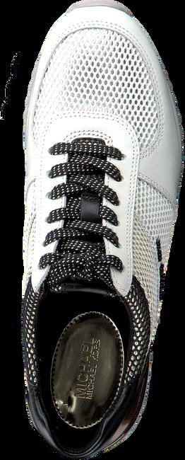 Witte MICHAEL KORS Lage sneakers ALLIE WRAP TRAINER  - large